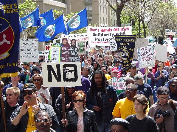 Unions Say No to Pol...