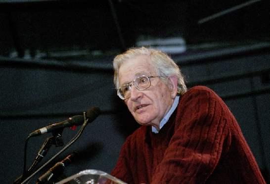 Chomsky in LA...