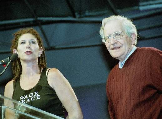 Chomsky in LA...