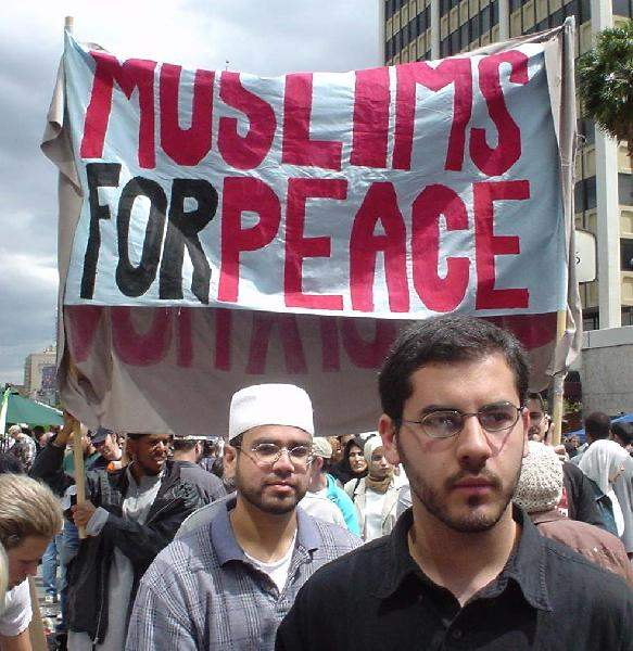 Muslims for Peace...