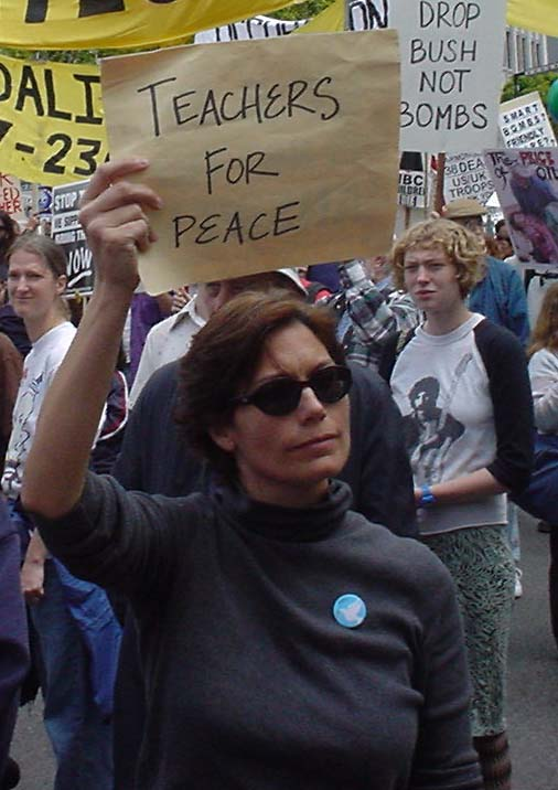 Antiwar Movement Bec...