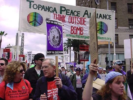 Topanga Banner at ap...