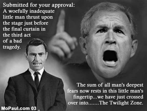 Twilight Zone...