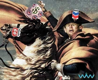 King of Oil...