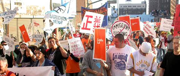 (3) MAYDAY PROTEST (...