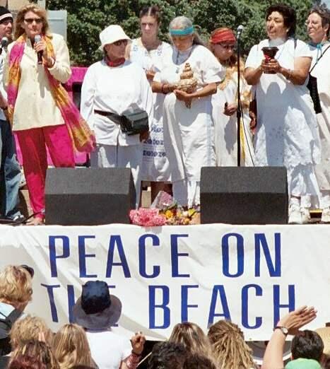 Peace on the Beach M...