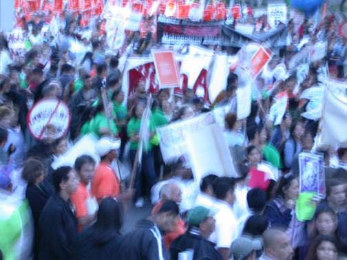 (2) MAYDAY PROTEST (...