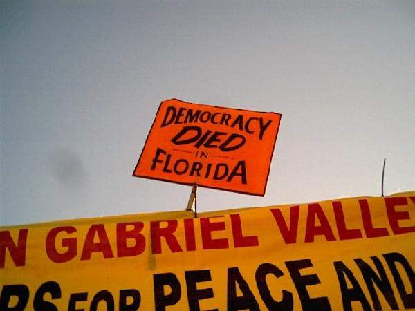 democracy died in fl...