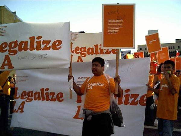 Legalize LA #2...