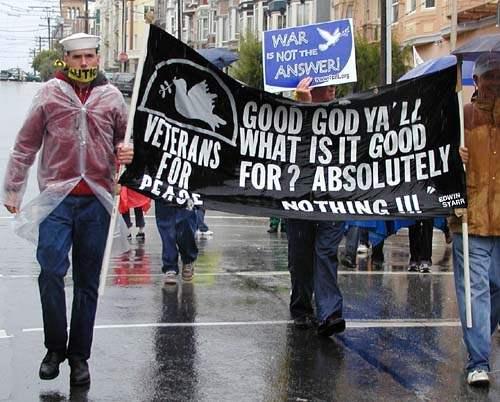 Antiwar Activism: Q...