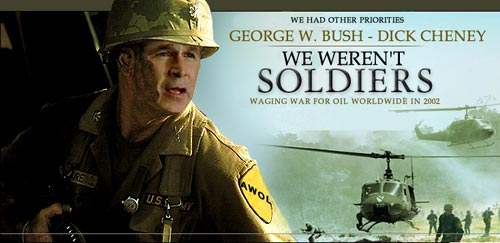 We Weren't Soldiers...