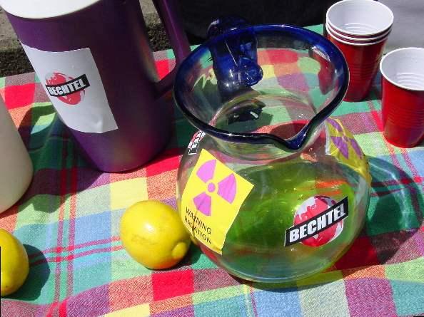 Bechtel Lemonade...