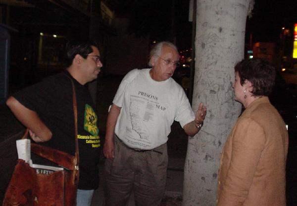 Chicano Activists Co...