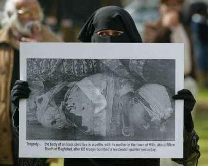 Civilian Dead in Ira...