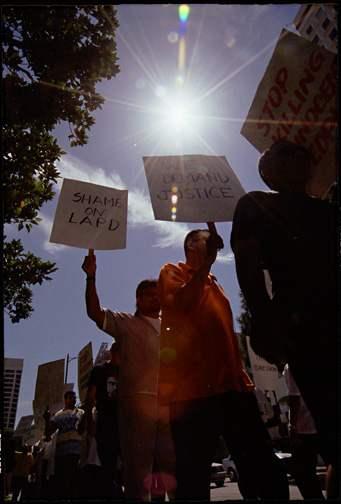LAPD Killing of Yous...