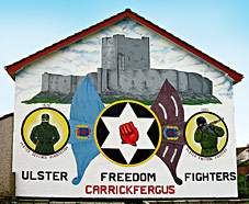 Images of Ulster...