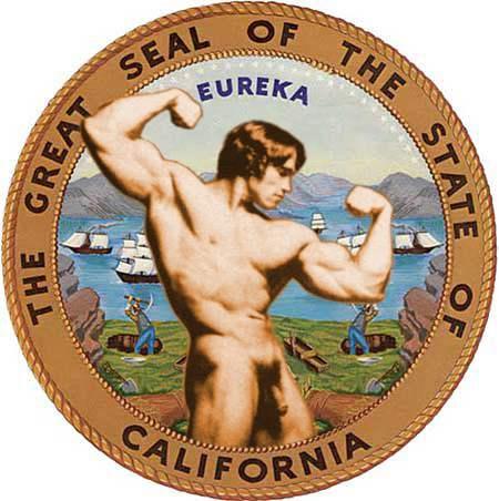 Great Seal Of Califo...