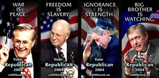 DEMOCRACY OR HYPOCRI...