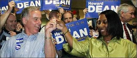 Is Dean the Blackest...