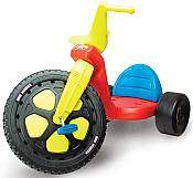Remember Big Wheels?...