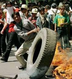 Bolivia: The Resista...