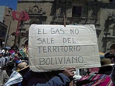 Bolivia: En pie de g...