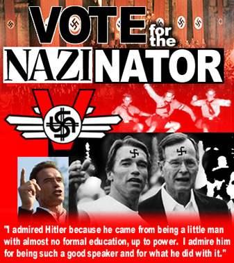 Nazinator poster...