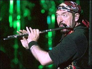 Jethro Tull singer b...