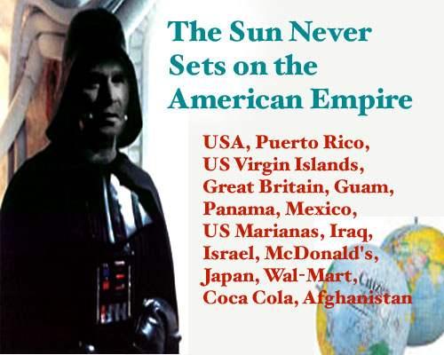 The Sun Never Sets o...