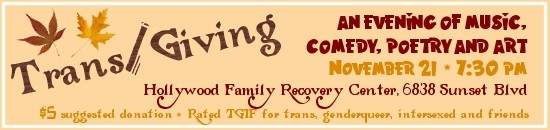 Trans/Giving...