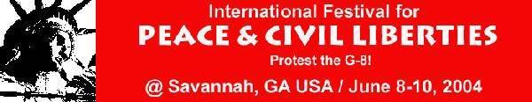 G8 2004: Savannah ca...