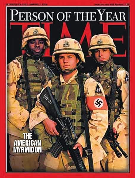 Time Magazine - The ...