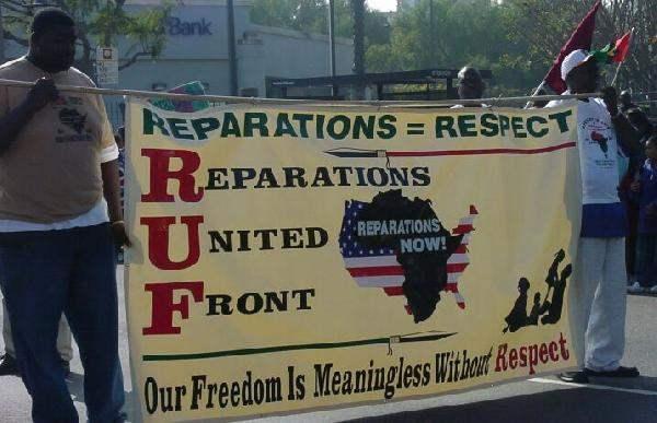 Reparations...
