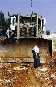 Arab Man Tries To St...