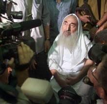 Sheik Yassin...