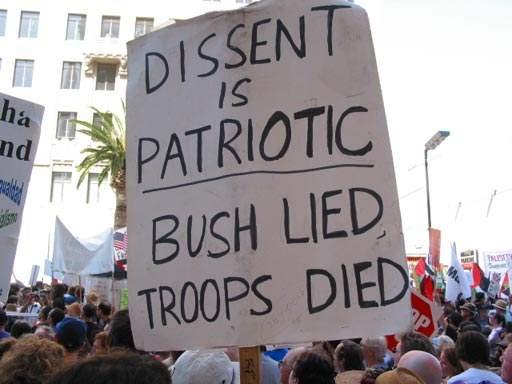 Bush's Lies...
