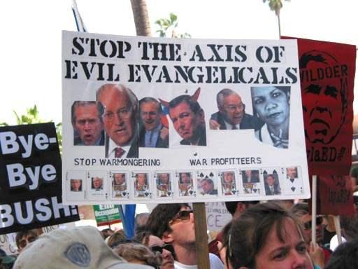 Evangelicals...