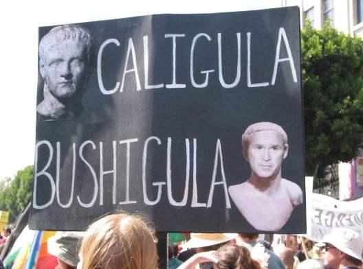 Caligula...