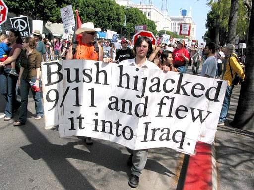 Bush - Iraq - 9/11...