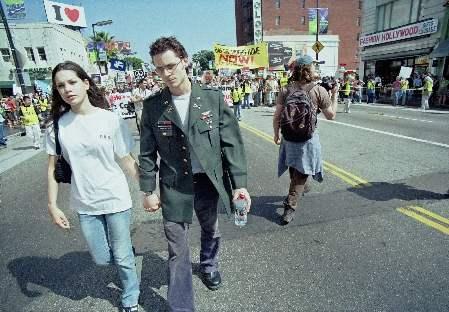 Couple Walking...