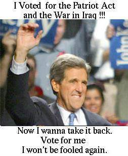 John Kerry is a hypo...