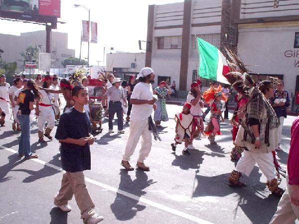 Danza Azteca Cuauhte...