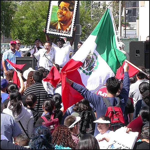 Cesar Chavez March &...