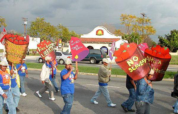 CIW March to Taco Be...