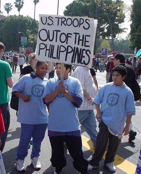 U.S. Troops Out of t...