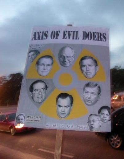 Evil -doers...