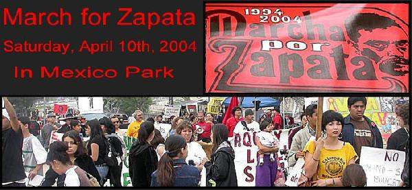 Tenth March for Zapa...