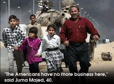 Do the Iraqis really...