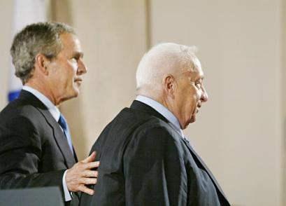 George Bush, recruit...