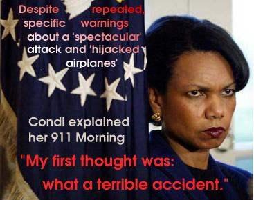 Condi Caught Lying- ...